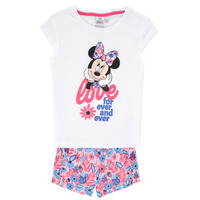 material Girl Sets & Outfits TEAM HEROES  MINNIE SET White