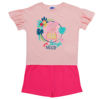 material Girl Sets & Outfits TEAM HEROES  PEPPA PIG SET Multicolour