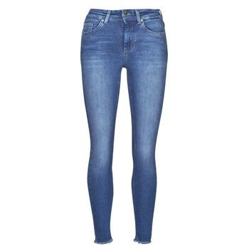 material Women slim jeans Only ONLBLUSH Blue / Medium