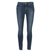 material Women slim jeans Only ONLBLUSH Blue / Dark