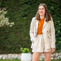 material Women Jackets / Blazers Céleste ALIZE Beige