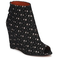 Shoes Women Ankle boots Missoni VM014 Black