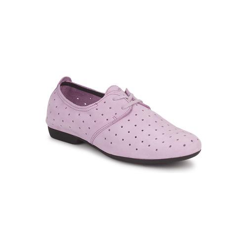 Shoes Women Derby shoes Arcus PERATEN Lavender