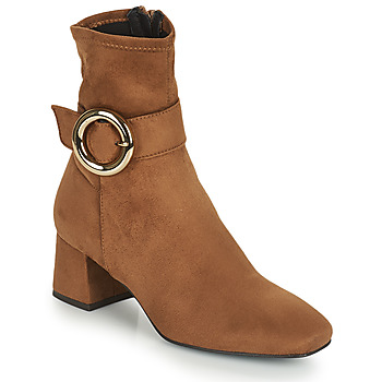 Shoes Women Ankle boots JB Martin ADORABLE Brown