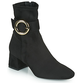 Shoes Women Mid boots JB Martin ADORABLE Black