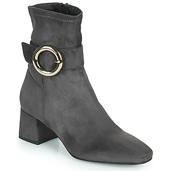 Shoes Women Ankle boots JB Martin ADORABLE Grey