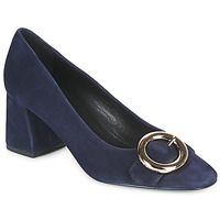 Shoes Women Court shoes JB Martin TENTATION Blue