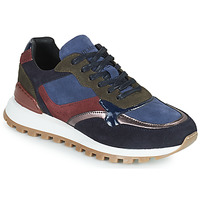 Shoes Women Low top trainers JB Martin HUMBLE Blue
