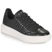 Shoes Women Low top trainers JB Martin FIABLE Black