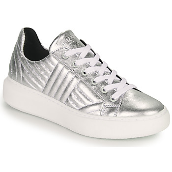 Shoes Women Low top trainers JB Martin FIABLE Silver