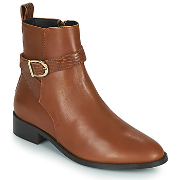Shoes Women Mid boots JB Martin AGREABLE Brown