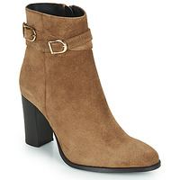 Shoes Women Mid boots JB Martin ACTIVE Brown