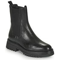 Shoes Women Mid boots JB Martin OPTIMISTE Black