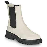 Shoes Women Mid boots JB Martin OPTIMISTE White
