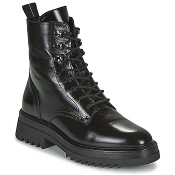 Shoes Women Mid boots JB Martin OURAGAN Black