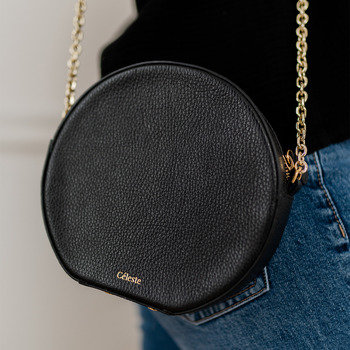 Bags Women Shoulder bags Céleste OLIVIA Black