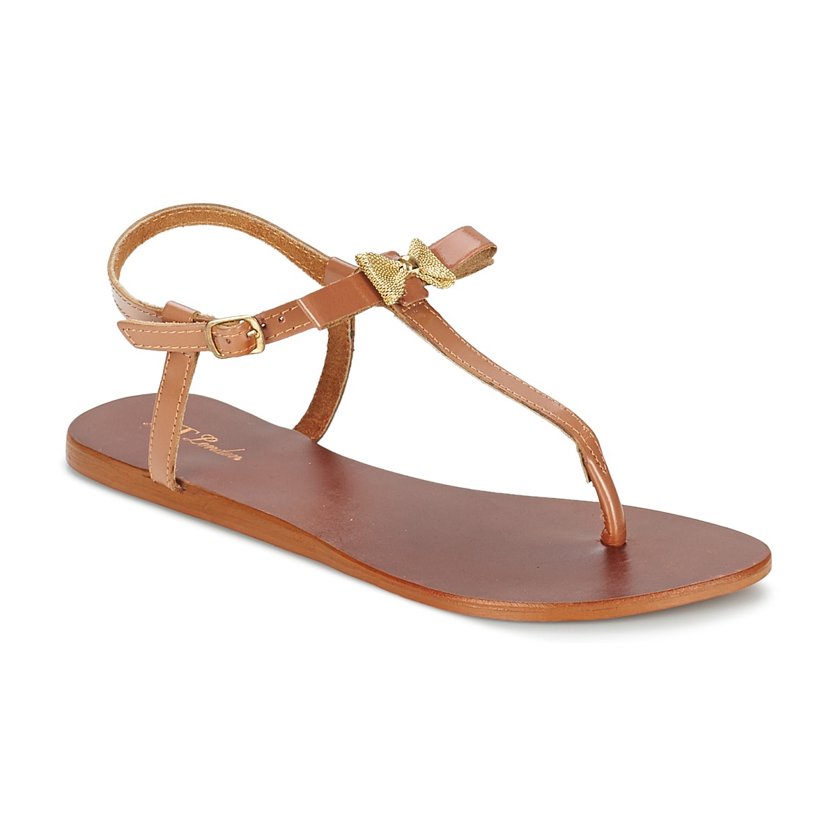 Sandals BT London BASTINE CAMEL