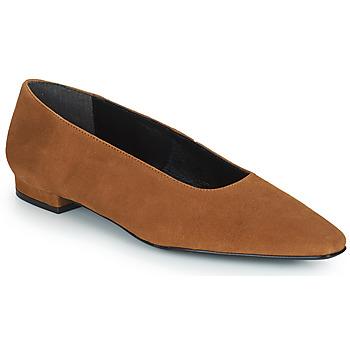 Shoes Women Ballerinas JB Martin SAGE Brown