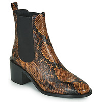 Shoes Women Ankle boots JB Martin ADELE Brown