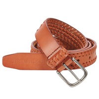Accessorie Women Belts Freeman T.Porter ASADENA LEATHER Caramel