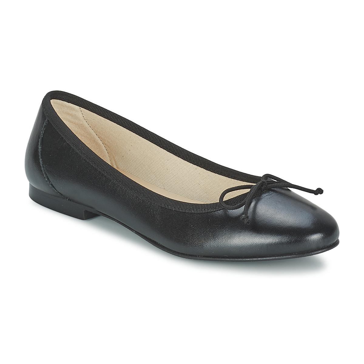Ballerinas Betty London VROLA Black