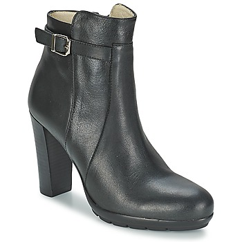 Shoes Women Ankle boots Betty London ARIZONA Black