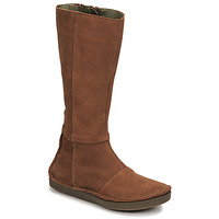 Shoes Women Boots El Naturalista LUX Brown