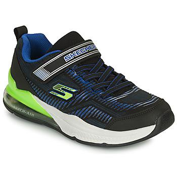 Shoes Children Low top trainers Skechers SKECH-AIR BLAST-TALLIXEEL A Blue