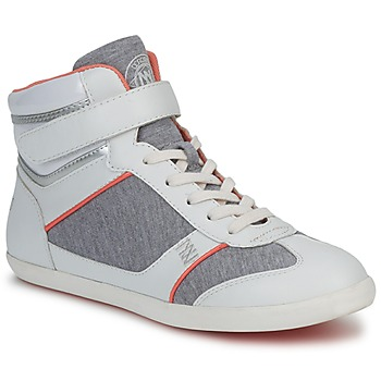 Shoes Women High top trainers Dorotennis MONTANTE VELCRO Grey