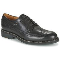 Shoes Men Derby shoes Pellet NORMAN Black