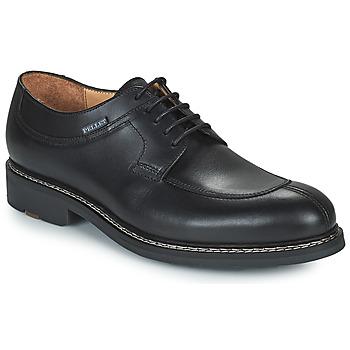 Shoes Men Derby shoes Pellet Magellan Black
