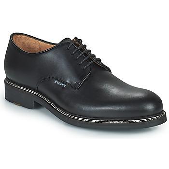 Shoes Men Derby shoes Pellet Nautilus Black