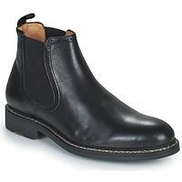 Shoes Men Mid boots Pellet RAYMOND Black
