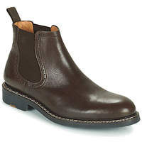 Shoes Men Mid boots Pellet RAYMOND Brown