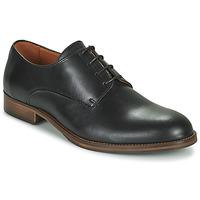 Shoes Men Derby shoes Pellet ADRIEN Black