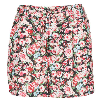 material Women Shorts / Bermudas Betty London OULALA Black / Pink