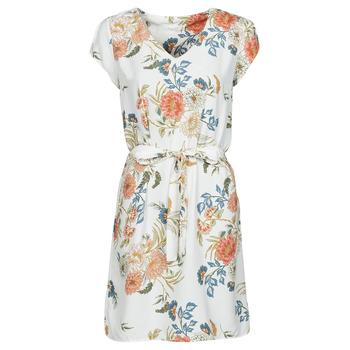 material Women Short Dresses Betty London OWAKA White / Multicolour