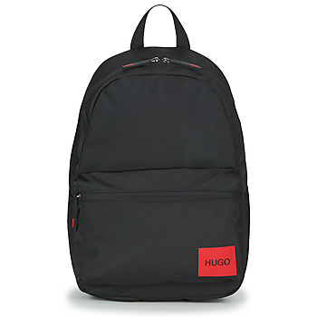 Bags Men Rucksacks HUGO Ethon_Backpack Black