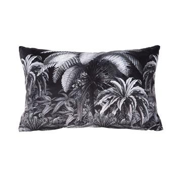 Home Cushions Present Time JUNGLE Black