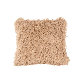 Home Cushions Present Time CUDDLY Beige
