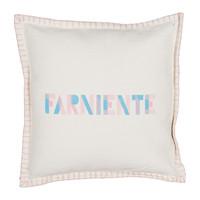 Home Cushions Jardin d'Ulysse ARIDETE White