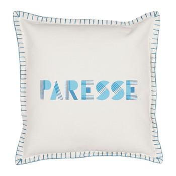 Home Cushions Jardin d'Ulysse ARIDETE Blue