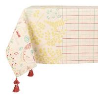 Home Napkin, table cloth, place mats Jardin d'Ulysse CODETTE White