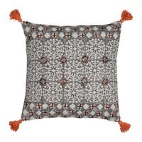 Home Cushions Jardin d'Ulysse MINERAL Grey