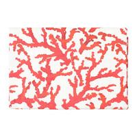 Home Napkin, table cloth, place mats Côté Table ESTRAN Red