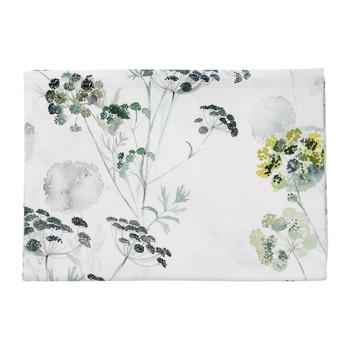Home Napkin, table cloth, place mats Côté Table HERBIER White