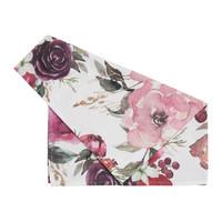 Home Napkin, table cloth, place mats Côté Table FLORISIA White