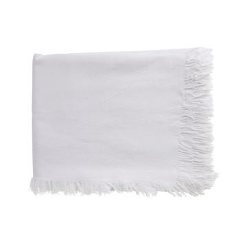 Home Napkin, table cloth, place mats Côté Table NALIA White