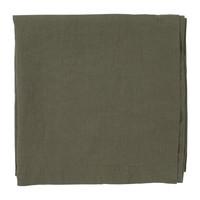 Home Napkin, table cloth, place mats Côté Table BASIC Green / Kaki
