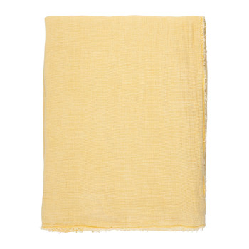 Home Blankets, throws Côté Table BASIC Yellow